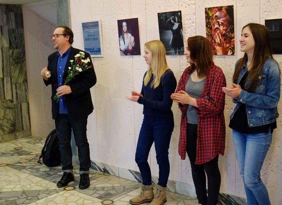 Artistic photography studio | Alytaus jaunimo centras