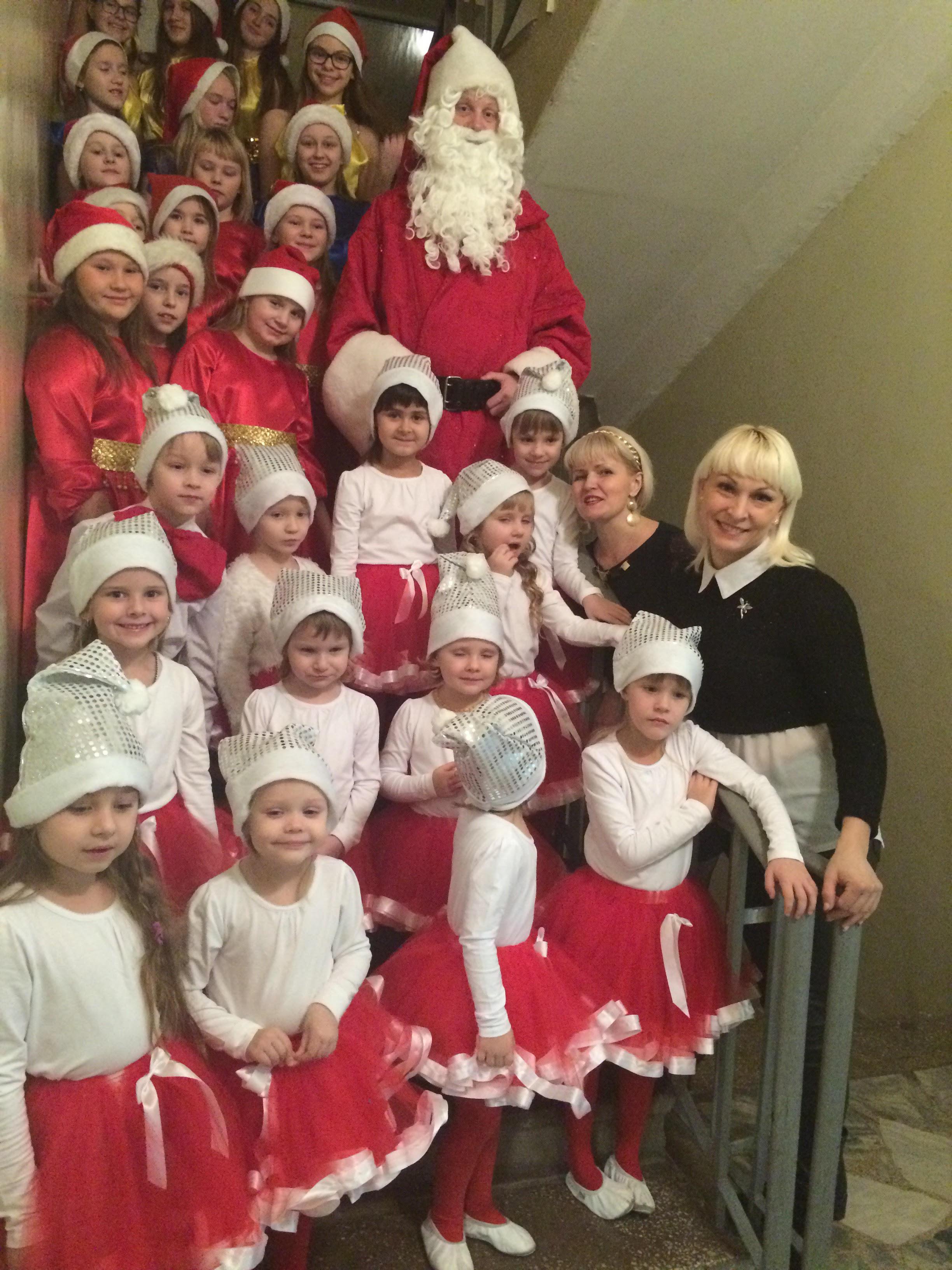 """Kalėdinis renginys vaikams """"Vaikų Kalėdos"""""""