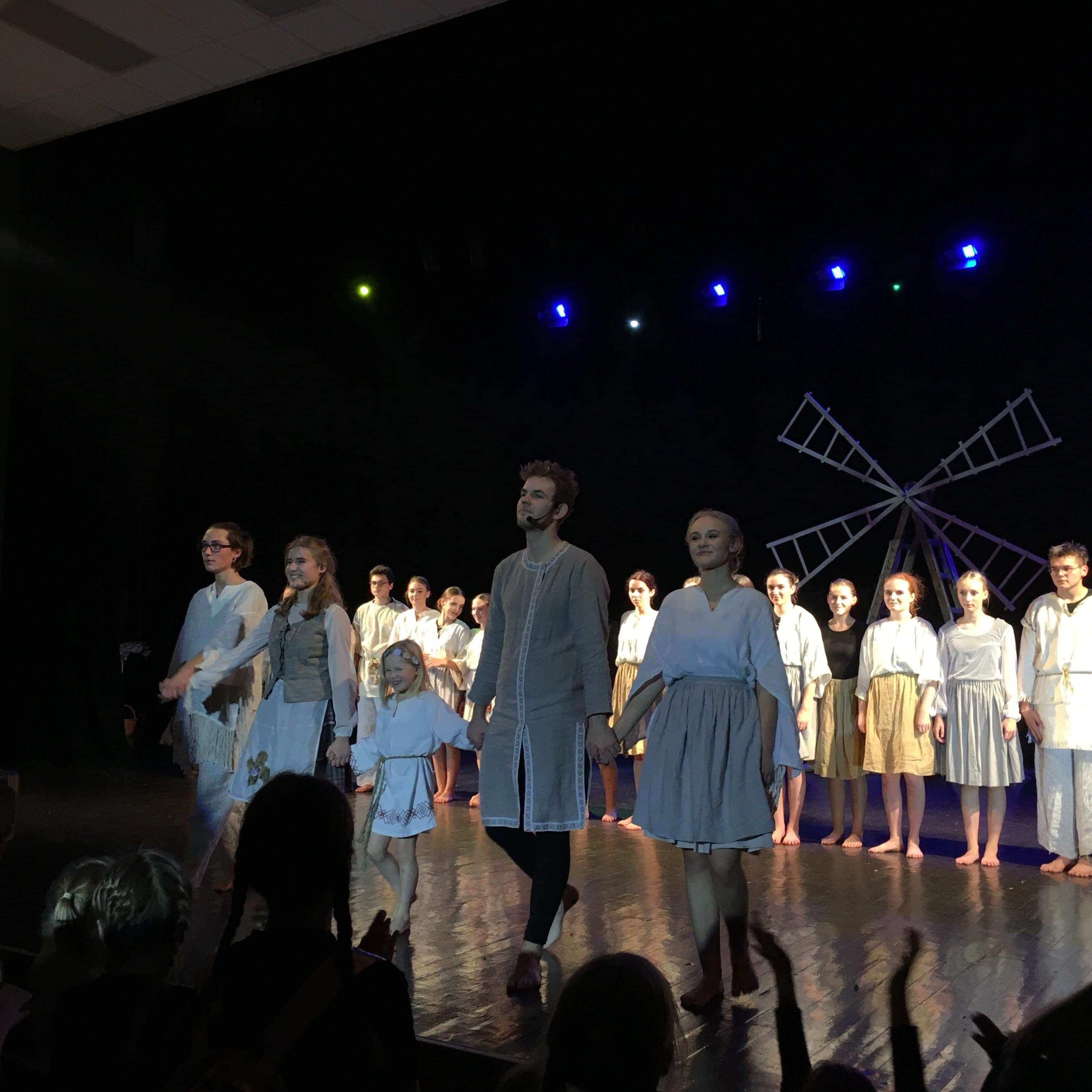 """Akimirkos iš Vaikų ir jaunimo teatrų festivalio """"Bildučiai"""""""