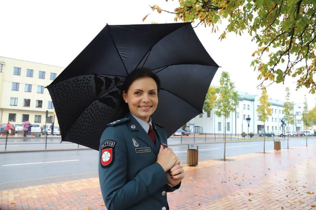 Jaunųjų žurnalistų kursai: Neuniformuoti uniformuotų policininkų atsakymai