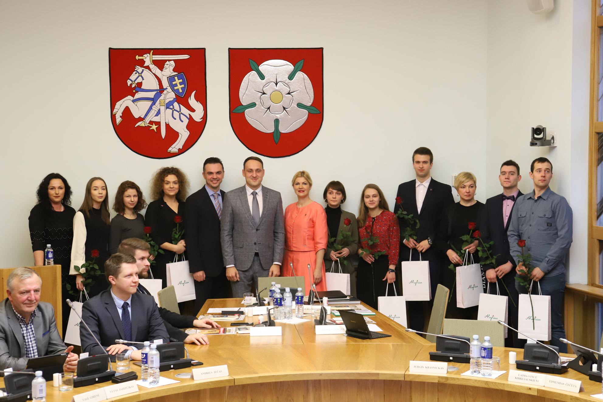 Jaunųjų žurnalistų kursai: Premija Mildai Sakavičiūtei