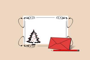 Jaunųjų žurnalistų kursai: Vaikų laiškai Kalėdų Seneliui