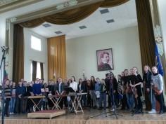 Lietuvos moksleivių dainų šventės belaukiant